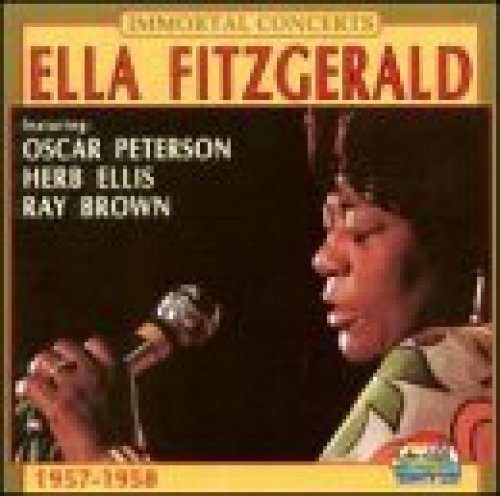 Bild 1: Ella Fitzgerald, 1957-1958 (Giants of Jazz)