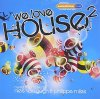 We love House 2 (mixed & compiled by N. van Gogh & P. Miles), Martin Solveig & Dragonette, Ian Carey feat. Snoop Dogg & Bobby anthony, Tom Novy feat. Michael Marshall...