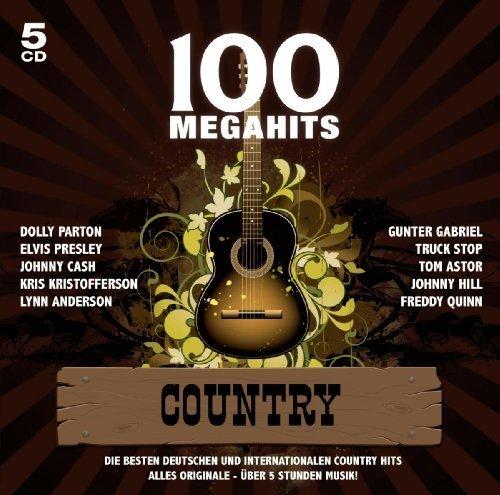 Bild 1: 100 Megahits: Country (Sony), Dolly Parton, Connie Smith, Alan Jackson, Charley Pride, Billy Ray Cyrus, Diamond Rio...