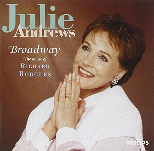 Bild 1: Julie Andrews, Broadway-The music of  Richard Rodgers