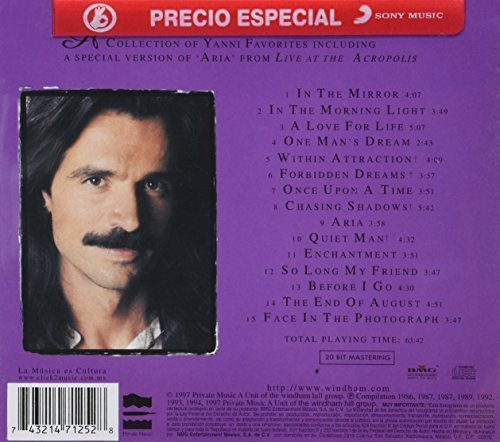 Bild 3: Yanni, In the mirror (1997)