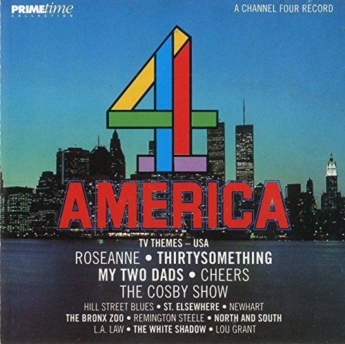 Bild 1: TV Themes America 4, Roseanne, Thirtysomething, My Two Dads, Codby Show, L.A. Law...