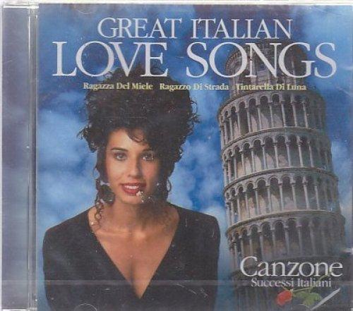 Bild 1: Great Italian Love Songs, I Santo California, Mino Reitano, Cavaliere, Flavia Fortunato...