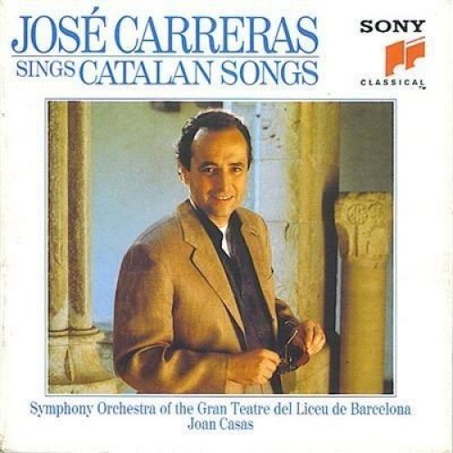 Фото 1: José Carreras, Sings Catalan songs