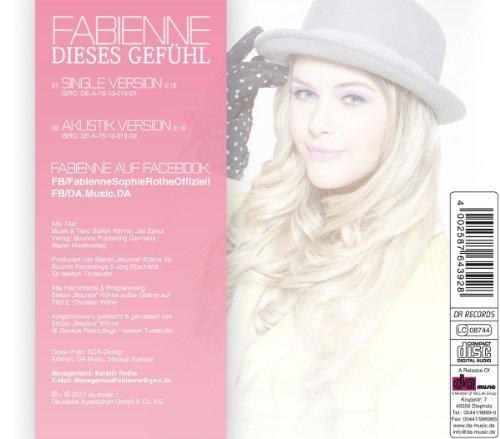 Bild 2: Fabienne, Dieses Gefühl
