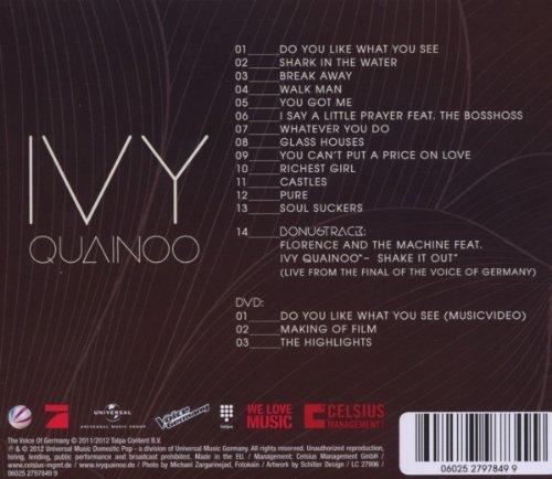 Bild 4: Ivy Quainoo, Same (CD/DVD)