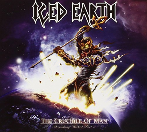 Bild 1: Iced Earth, Crucible of man