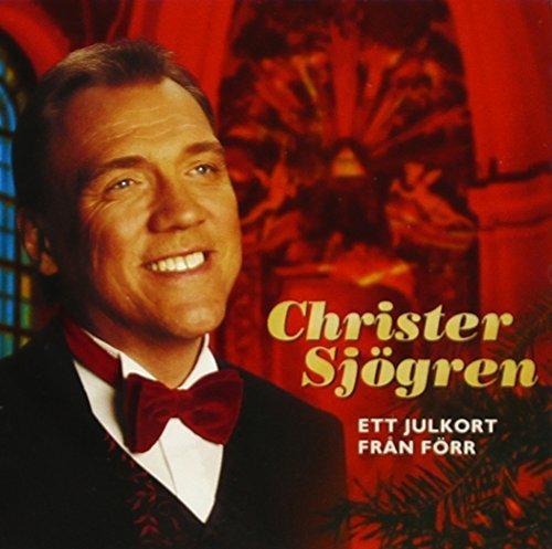 Bild 1: Christer Sjögren, Ett julkort fran förr