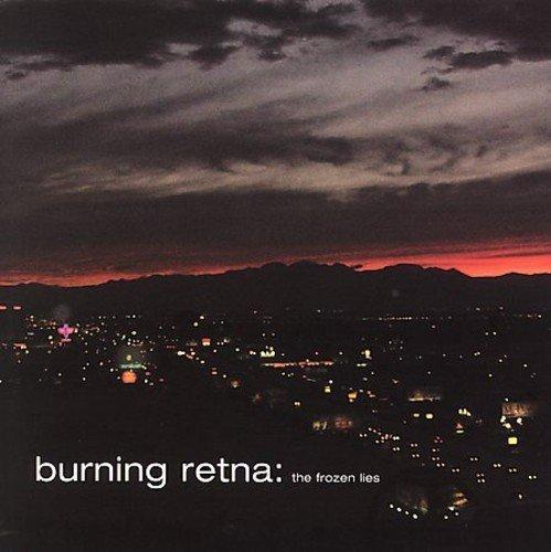 Bild 1: Burning Retna, Frozen lies (2006)