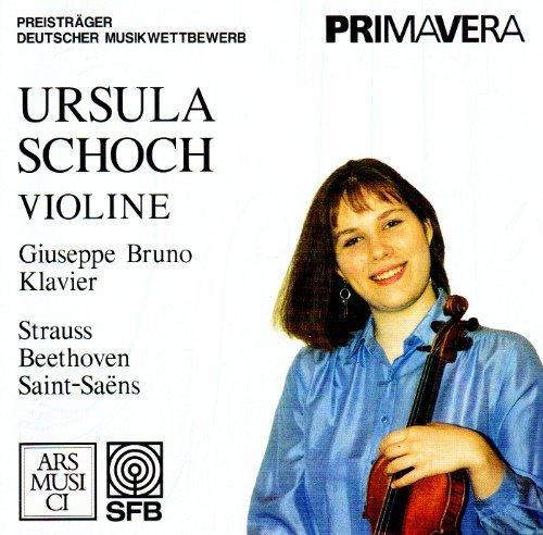 Bild 1: Ursula Schoch, Strauss, Beethoven, Saint-Saens Giuseppe Bruno