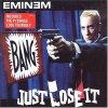 Eminem, Just lose it (2004; 2 tracks, cardsleeve)