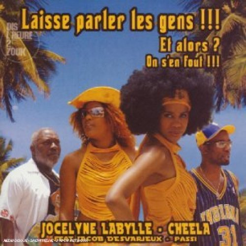 Bild 1: Jocelyne Labylle, Laisse parler les gens (& Passi, feat Jacob Desvarieux, cardsleeve)