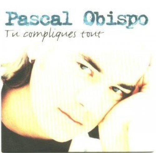 Bild 1: Pascal Obispo, Tu compliques tout (cardsleeve)