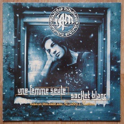 Bild 1: Iam, Une femme seule (remix Sachet Blanc, cardsleeve)