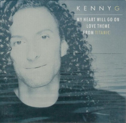 Bild 1: Kenny G, My heart will go on (cardsleeve)