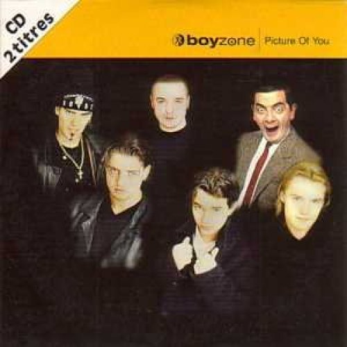 Bild 1: Boyzone, Picture of you (cardsleeve)