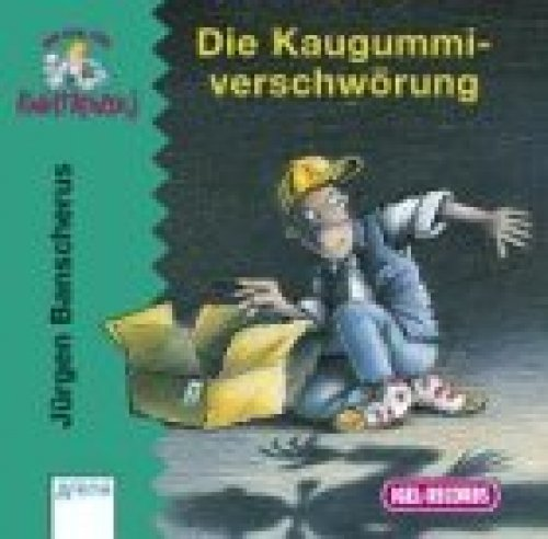 Bild 1: Jürgen Banscherus, Ein Fall für Kwiatkowski-Die Kaugummiverschwörung (Sprecher: Max Herbrechter)