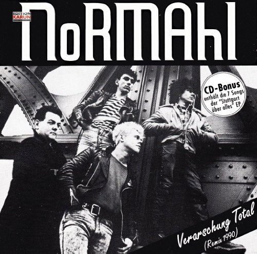 Bild 1: Normahl, Verarschung total (Remix 1990)
