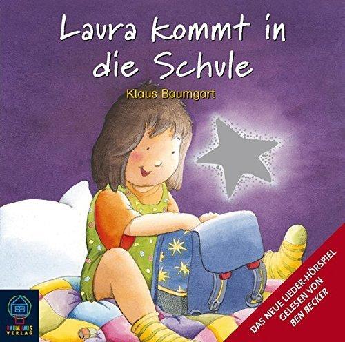 Bild 1: Klaus Baumgart, Laura kommt in die Schule