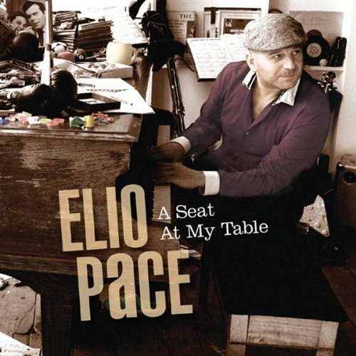 Bild 1: Elio Pace, A seat at my table