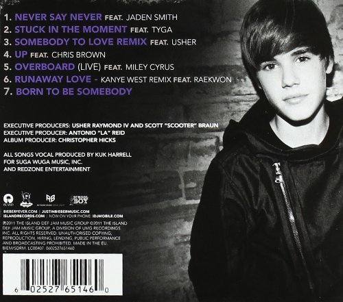 Bild 2: Justin Bieber, Never say never-The Remixes