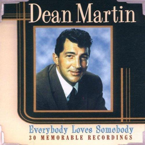 Bild 1: Dean Martin, Everybody loves somebody (30 tracks, compilation, 1998)
