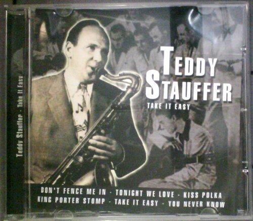 Bild 1: Teddy Stauffer, Take it easy (22 tracks)