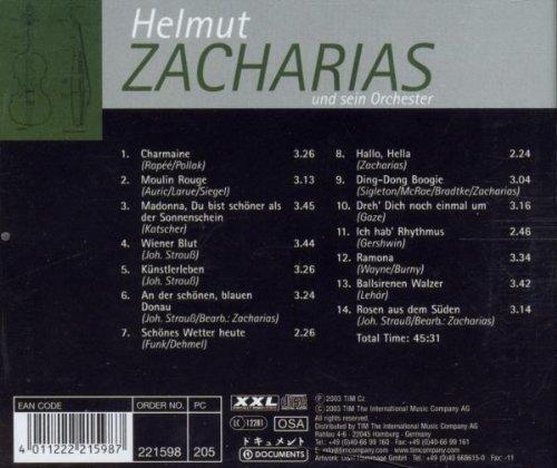 Bild 2: Helmut Zacharias, Charmaine (2003)