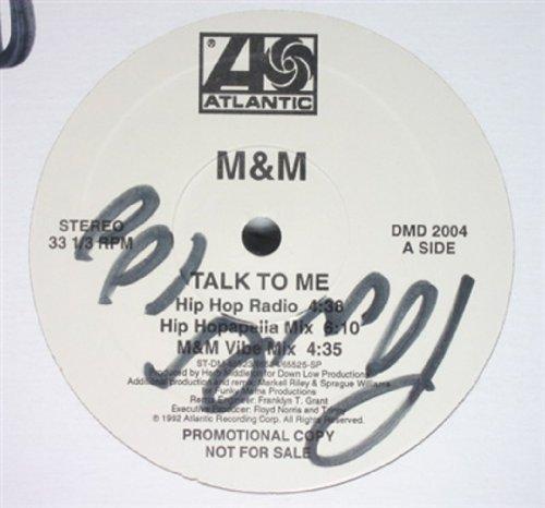 Bild 1: M + M, Talk to me