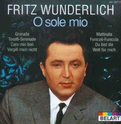 Bild 1: Fritz Wunderlich, O sole mio (16 tracks, 1965/66)