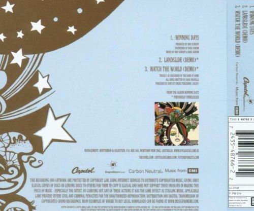 Bild 2: Vines, Winning days (2004; 3 tracks)