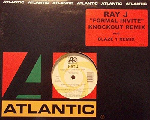 Bild 1: Ray-J, Formal invite