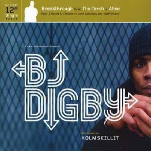 Bild 1: BJ Digby, Breakthrough