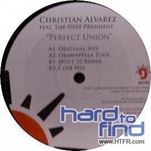 Bild 1: Christian Alvarez, Perfect union (feat. The Next President)