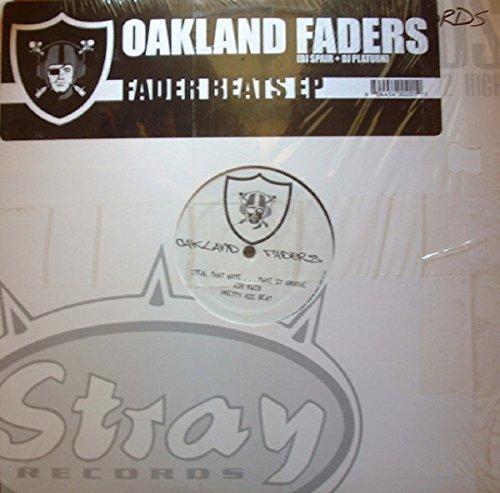 Bild 1: Oakland Faders, Fader beats ep
