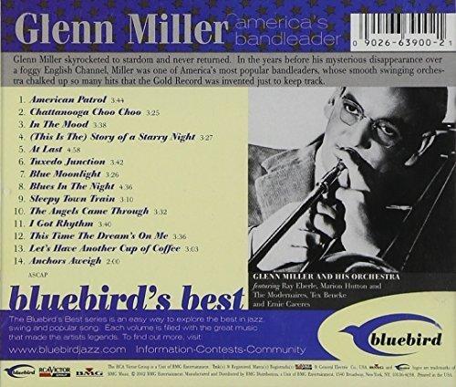 Bild 2: Glenn Miller, America's bandleader (Bluebird's Best, 14 tracks)
