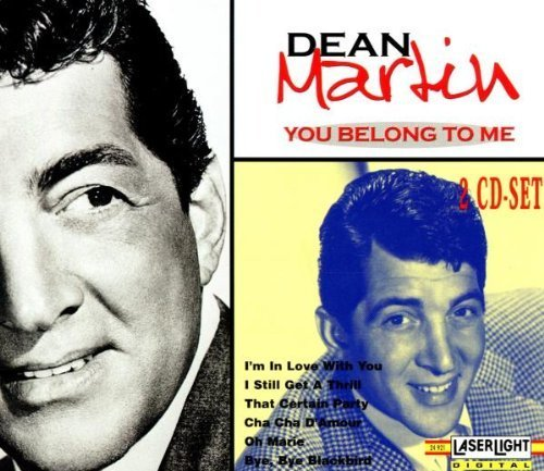 Bild 1: Dean Martin, You belong to me (30 tracks, Laserlight)