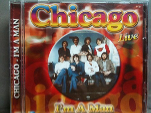 Bild 1: Chicago, I'm a man (live, 10 tracks, incl. Medley)
