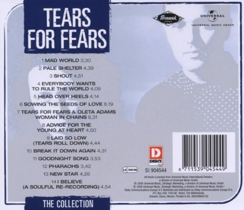 Bild 2: Tears for Fears, Collection (2006, 14 tracks)