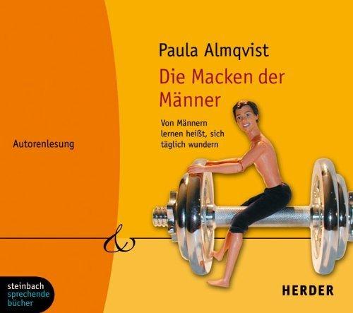 Bild 1: Paula Almqvist, Die Macken der Männer (Autorenlesung)
