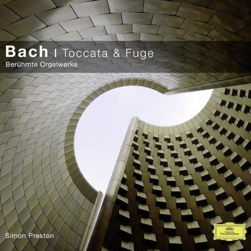 Bild 1: Bach, Toccata & Fuge-Berühmte Orgelwerke (DG) Simon Preston