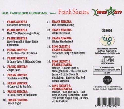 Bild 2: Frank Sinatra, Old fashioned christmas with (16 tracks)