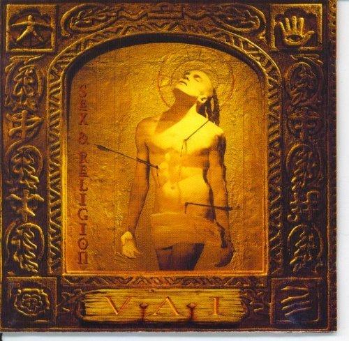 Bild 1: (Steve) Vai, Sex & religion (1993, US)