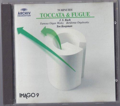 Bild 1: Bach, Toccata & Fuge-Berühmte Orgelwerke (Archiv, 1983-84) Ton Koopman