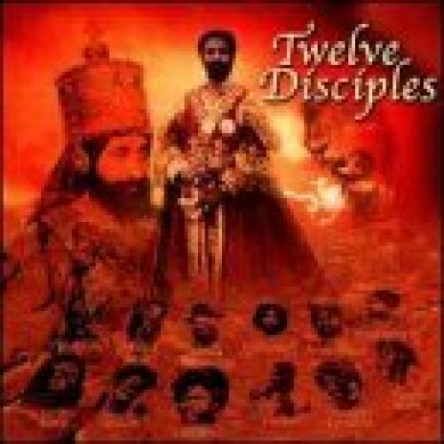 Bild 1: 12 Disciples-On a Mission for Sellasie, Bushman, Capleton, Mikey General, Anthony B, Luciano..