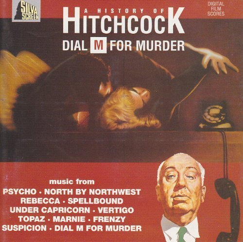 Bild 1: A History of Hitchcock: Dial M for Murder (1993, UK), Music from Psycho, North by Northwest, Rebecca, Spellbound, Under Capricorn.. City of Prague Philharmonic, conducted by Paul Bateman
