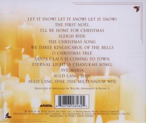 Bild 2: Kenny G, Faith-A holiday album (1999/2004)