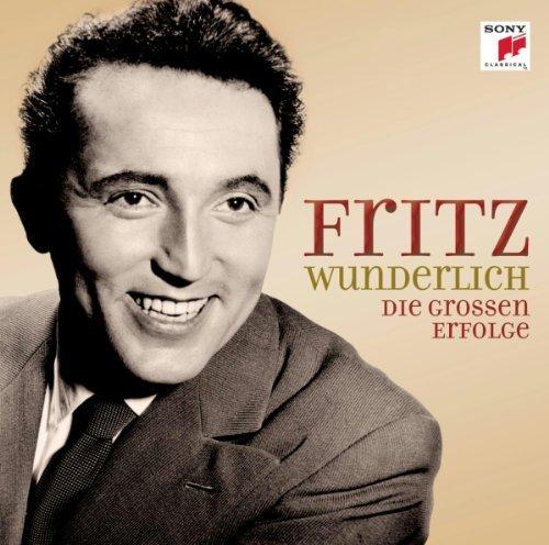 Bild 1: Fritz Wunderlich, Die grossen Erfolge (compilation, 2012)