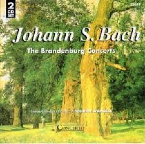 Bild 1: Bach, Brandenburgische Konzerte Slovak Chamber Orch./Warchal