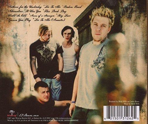Bild 2: 12 Stones, Anthem for the underdog (2007)